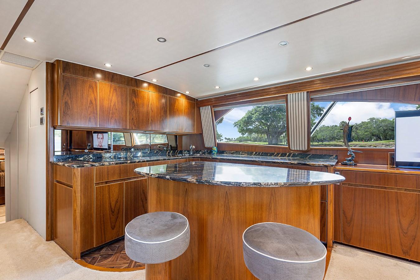 Galley 2014 VIKING Convertible Sport Fisherman 2895541