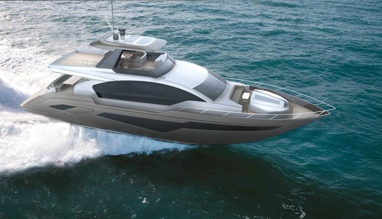 CUSTOM BUILT PUCCINI 78 Yacht à Vendre