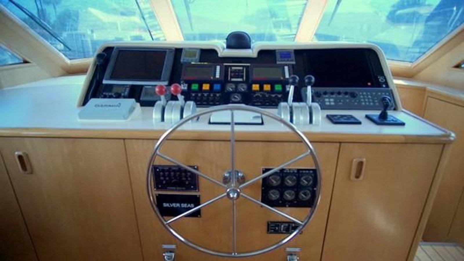 8 1997 HATTERAS Sport Deck Motor Yacht 2893856