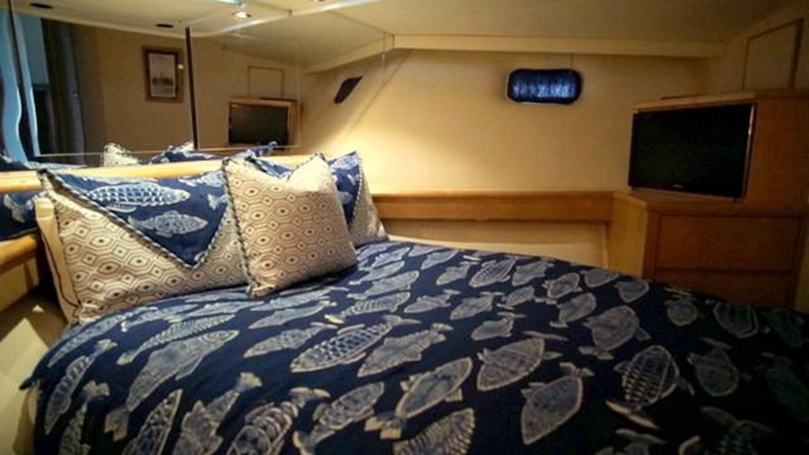 25 1997 HATTERAS Sport Deck Motor Yacht 2893873