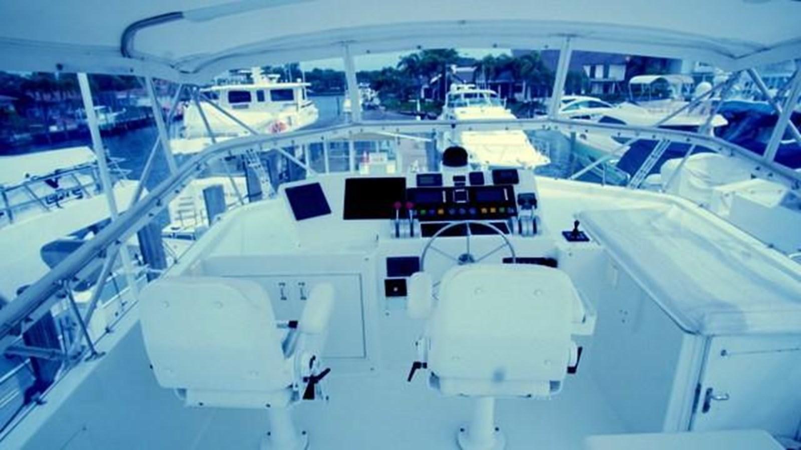 30 1997 HATTERAS Sport Deck Motor Yacht 2893878