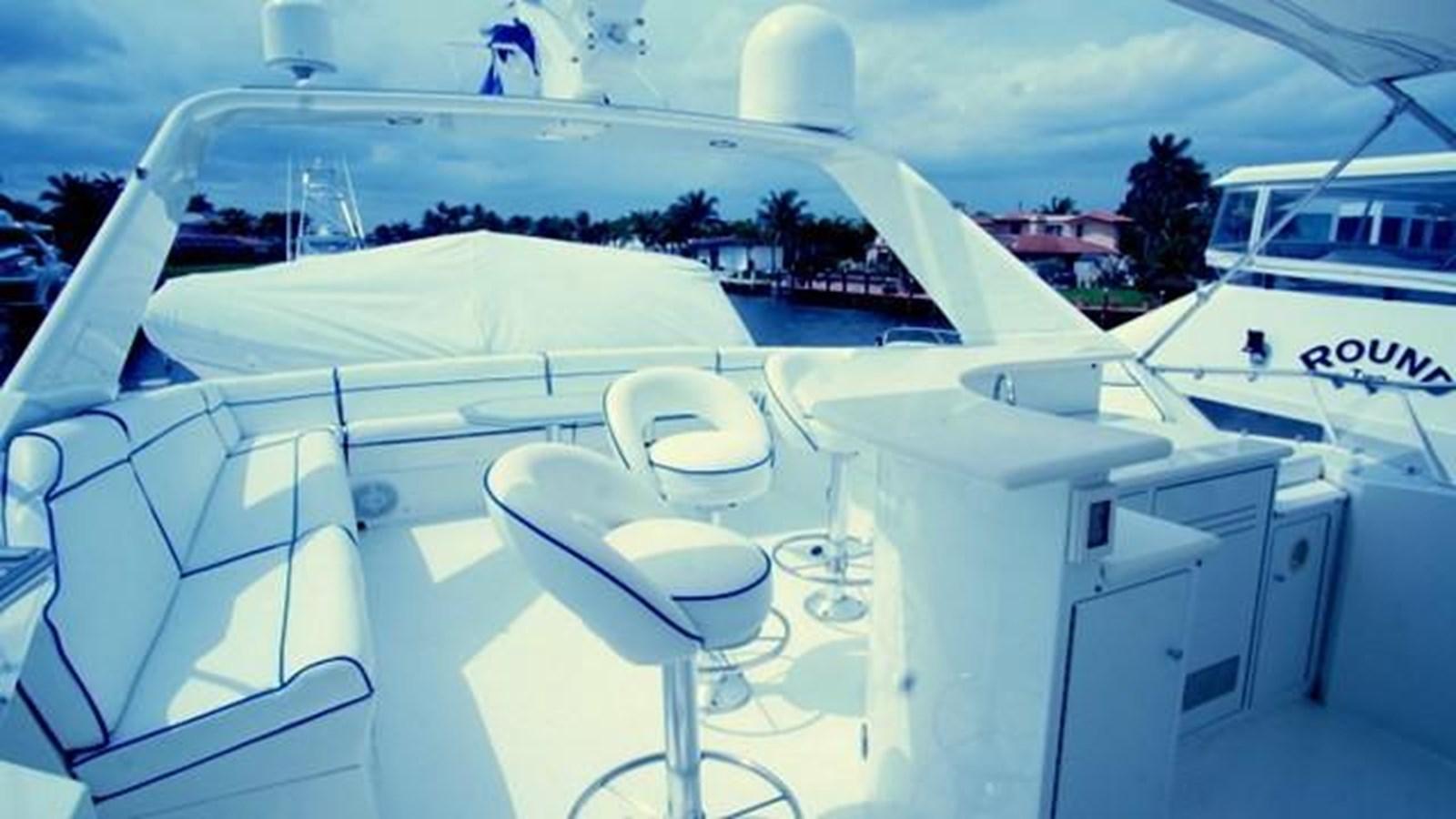 32 1997 HATTERAS Sport Deck Motor Yacht 2893880