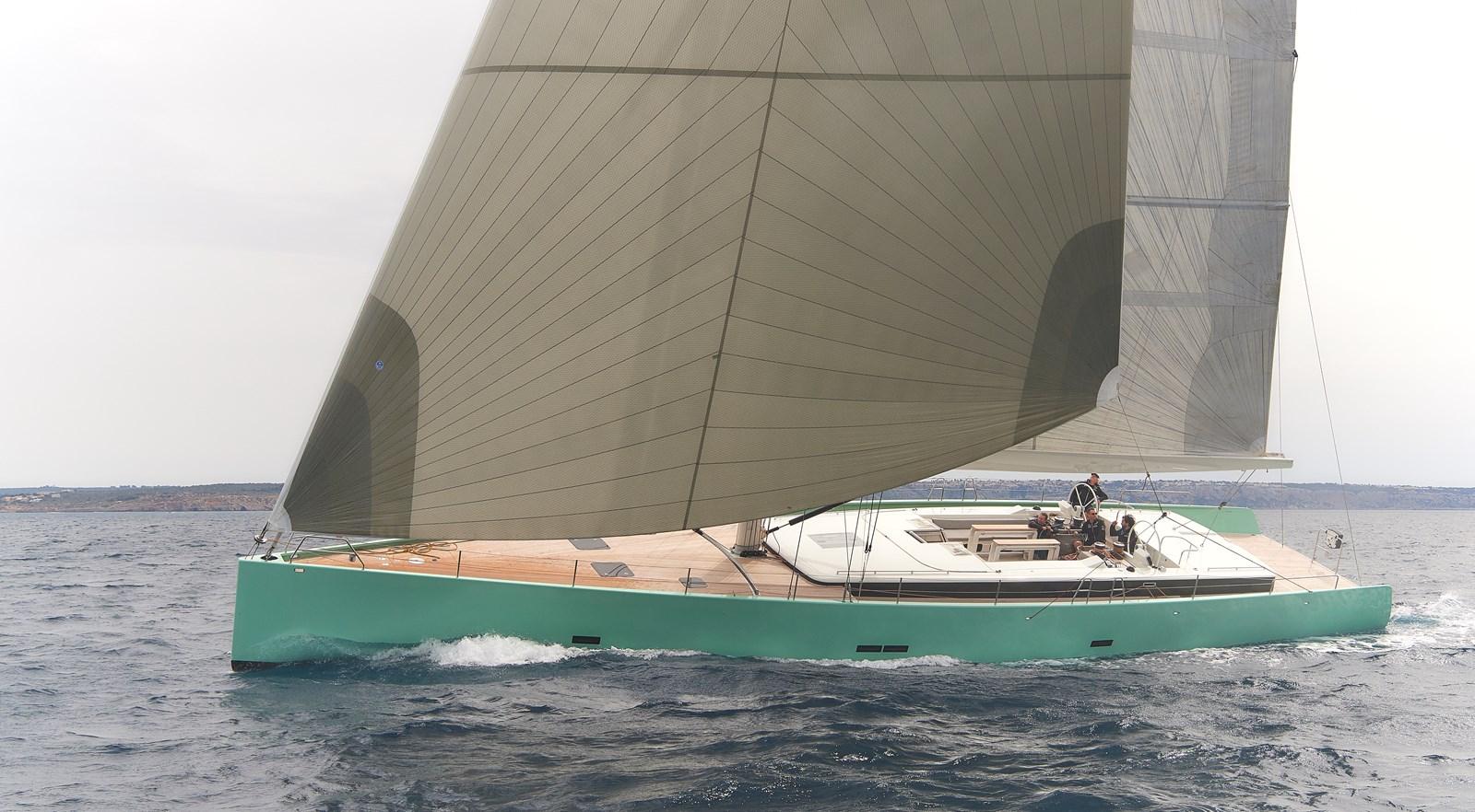 2015 CUSTOM Brenta 80 Cruising/Racing Sailboat 2897886