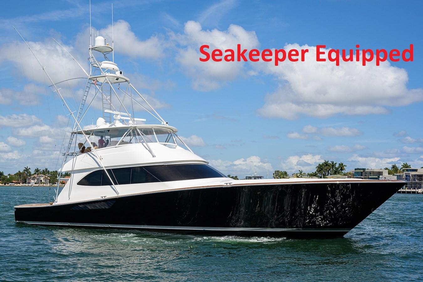 Bandit 2010 VIKING Sportfish with Seakeeper Sport Fisherman 2898867