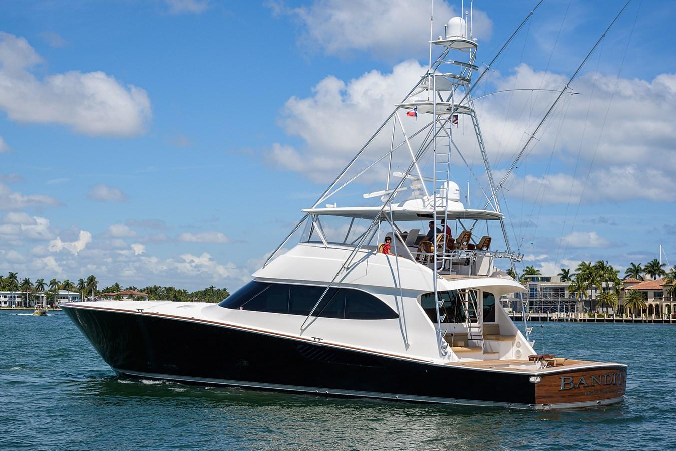 Bandit 2010 VIKING Sportfish with Seakeeper Sport Fisherman 2899019