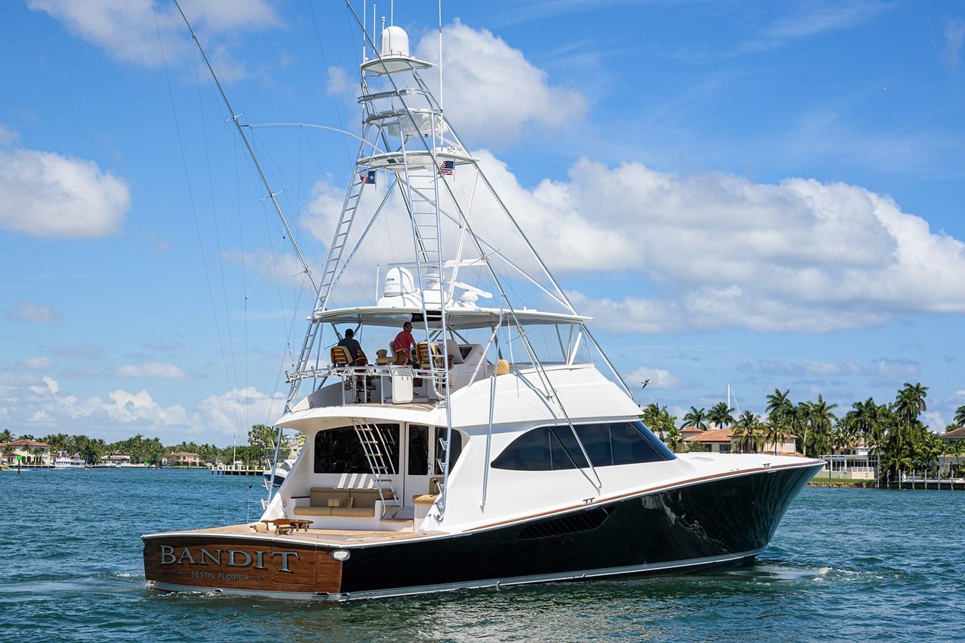 Bandit 2010 VIKING Sportfish with Seakeeper Sport Fisherman 2899022