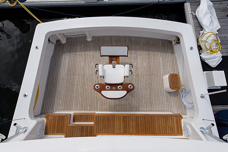Cockpit 2007 VIKING Convertible Sport Fisherman 2900783