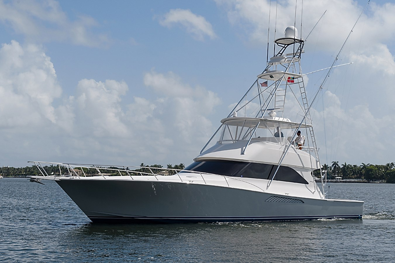 Doesn't Matter 2007 VIKING Convertible Sport Fisherman 2900791