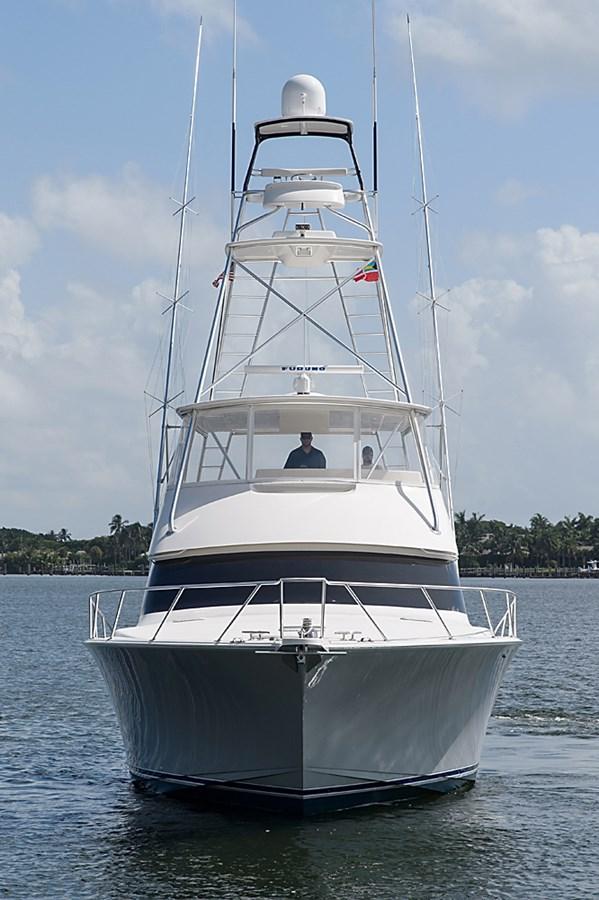 Bow Profile 2007 VIKING Convertible Sport Fisherman 2900794