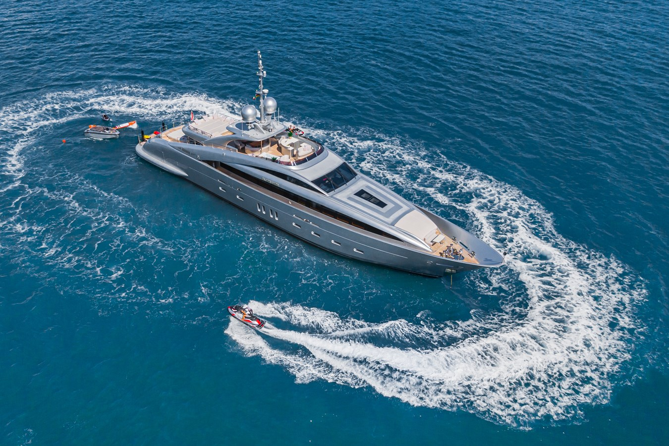 Silver Wind yacht for sale
