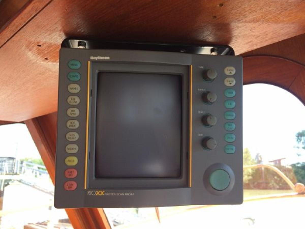Radar 1977 DEFEVER Aft-Cabin Trawler 2917467