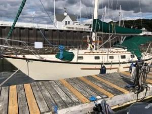 34 1994 Pacific Seacraft Crealock 34 263897