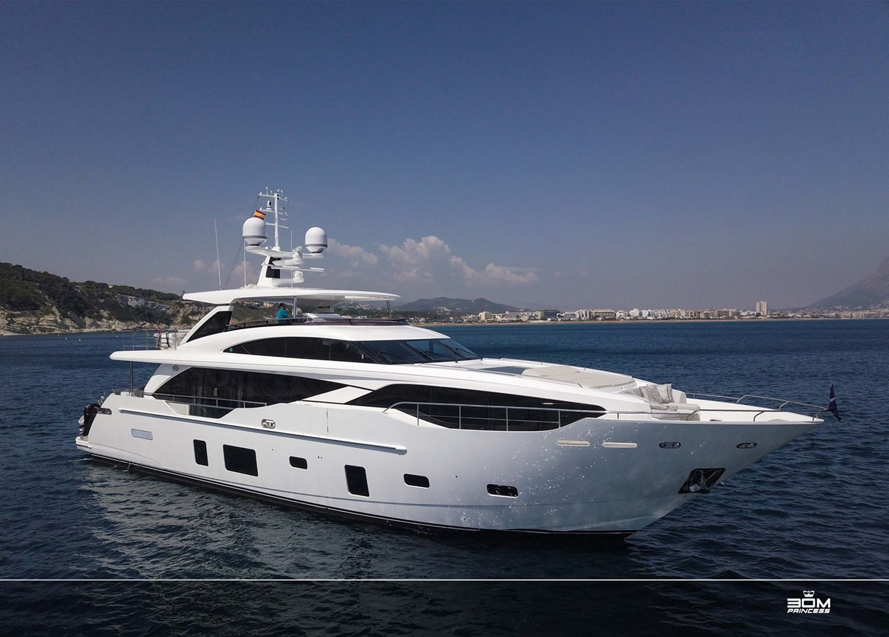 Princess 30M yacht for sale