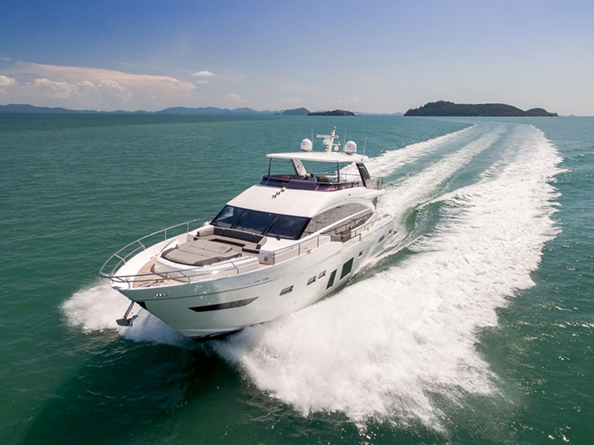 Princess 75MY yacht for sale