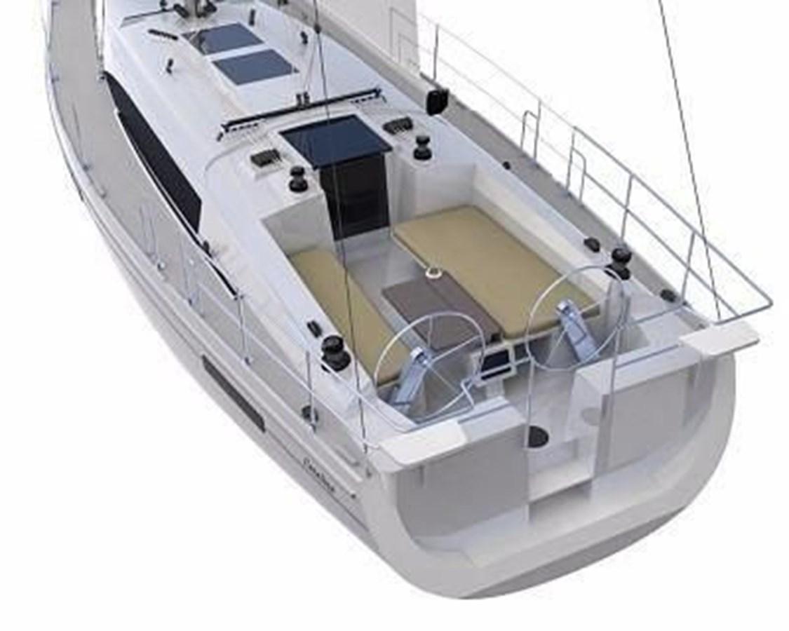 Deck Layout 2020 CATALINA 425 Sloop 2910647