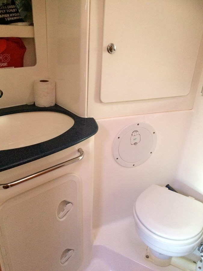 Head and shower compartment 2005 BAVARIA  Cruising Sailboat 2910633