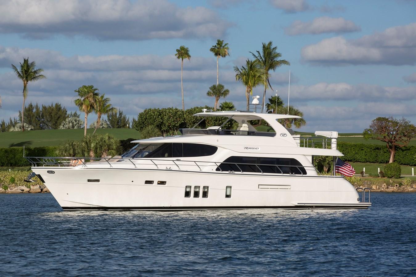 P6509 Port exterior 2020 REGENCY  Motor Yacht 2912700