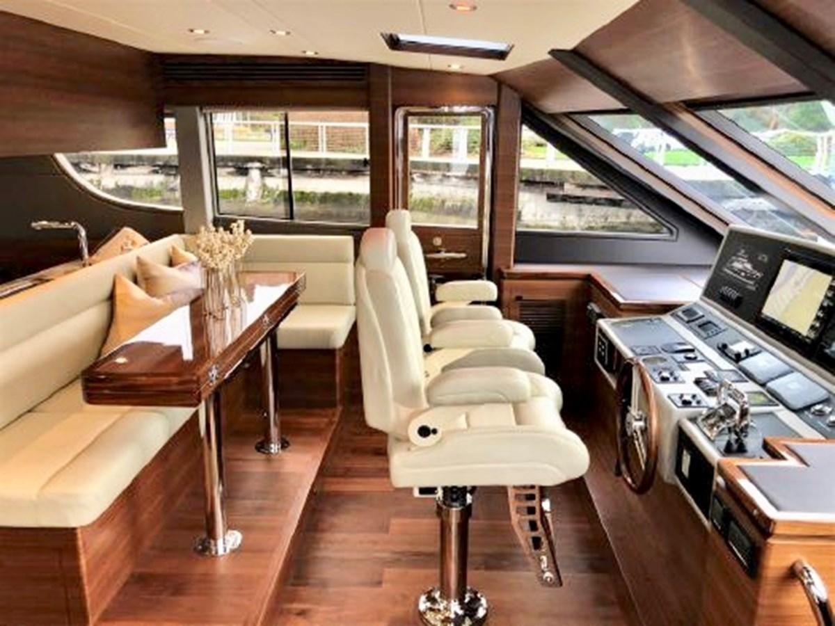 Lower Helm 2020 REGENCY  Motor Yacht 2912713