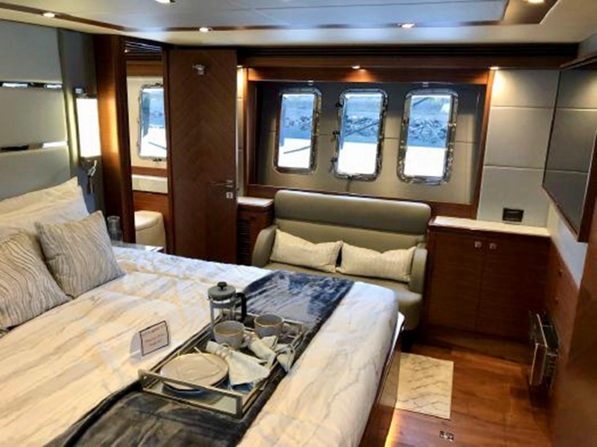 Master Stateroom 2020 REGENCY  Motor Yacht 2912729