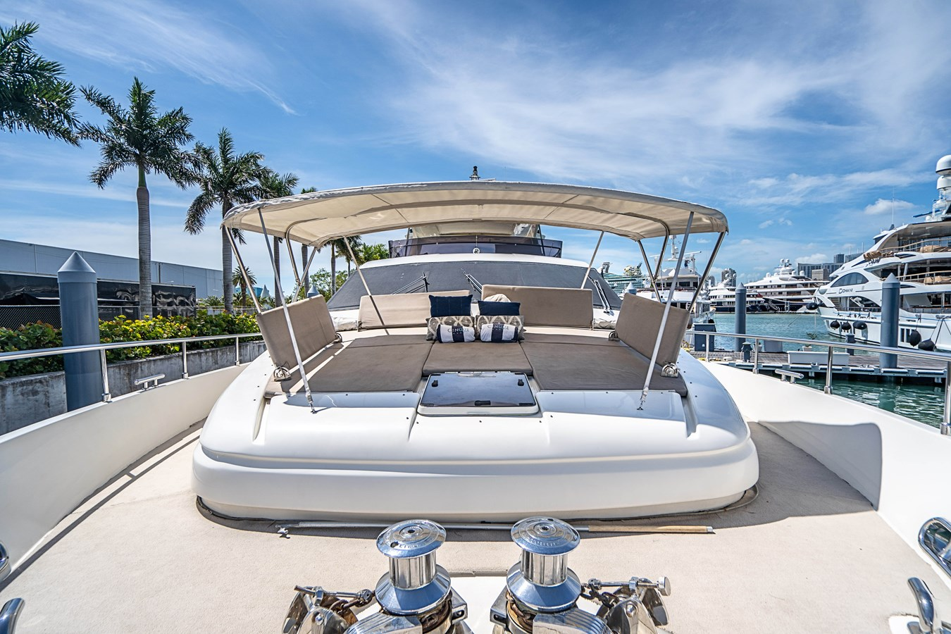 DSC01662 2006 FERRETTI YACHTS  Motor Yacht 2921308