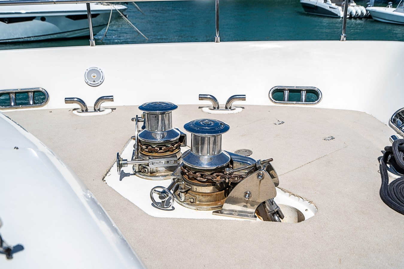 DSC01661 2006 FERRETTI YACHTS  Motor Yacht 2921309