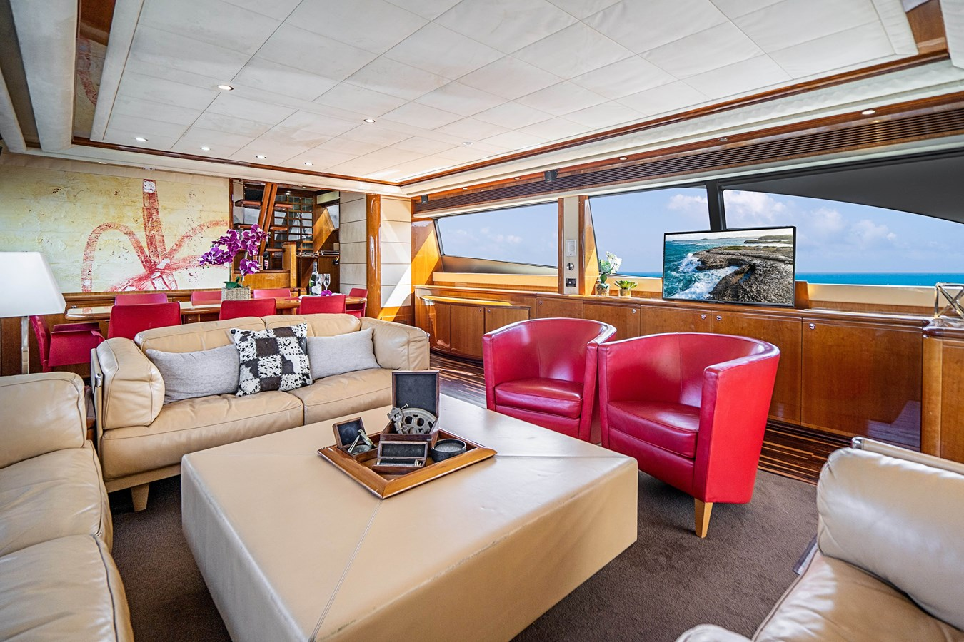 DSC01541 2006 FERRETTI YACHTS  Motor Yacht 2921513