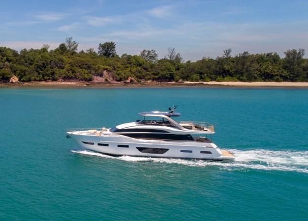 PRINCESS YACHTS PRINCESS 85MY Yacht for Sale