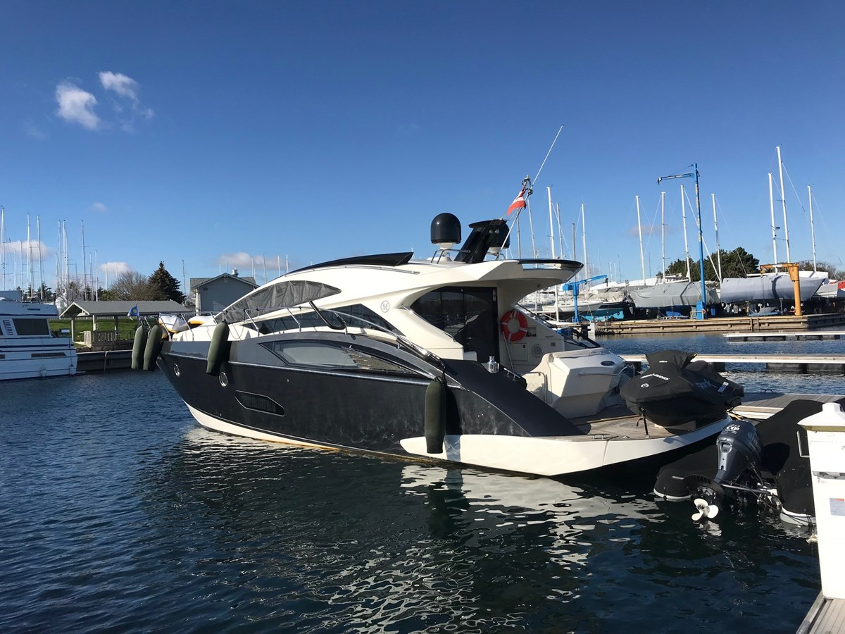 4 2009 MARQUIS 500 Sport Coupe Motor Yacht 2916614