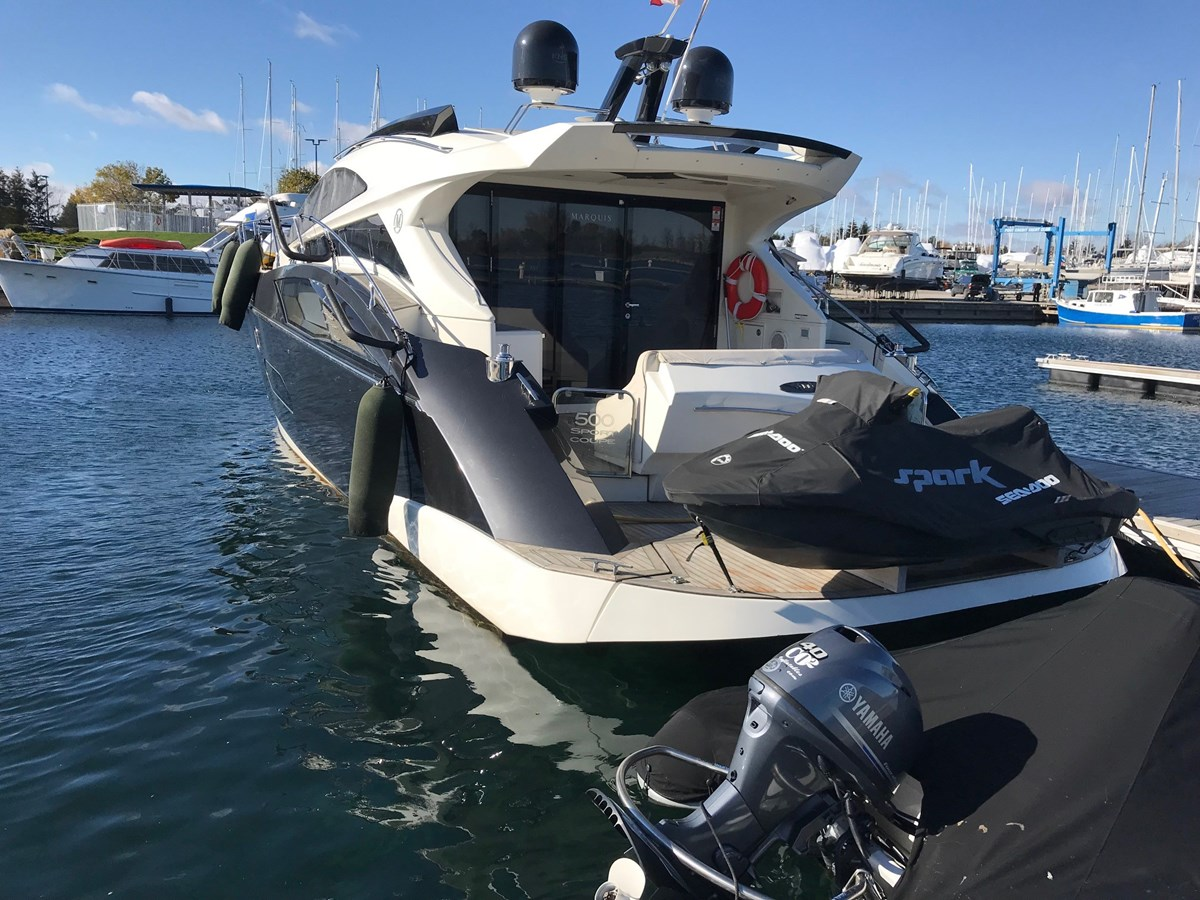 5 2009 MARQUIS 500 Sport Coupe Motor Yacht 2916615