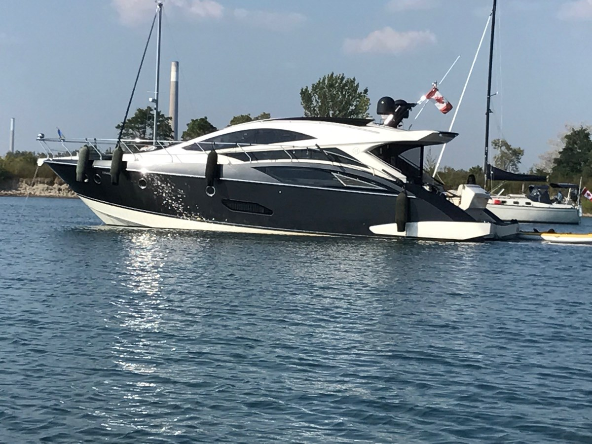 14 2009 MARQUIS 500 Sport Coupe Motor Yacht 2916624