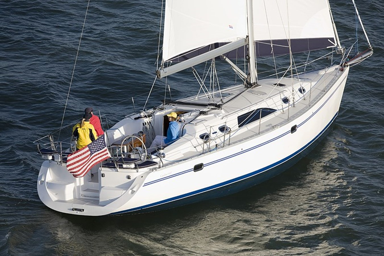 2574-0v 2020 CATALINA 445 Cruising Sailboat 2916747