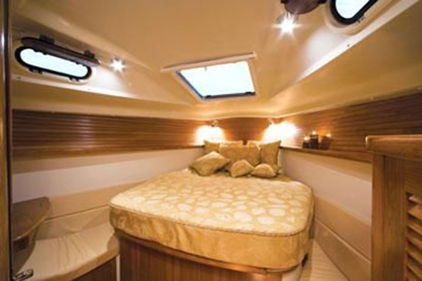 Master Stateroom 2020 CATALINA 445 Cruising Sailboat 2916752