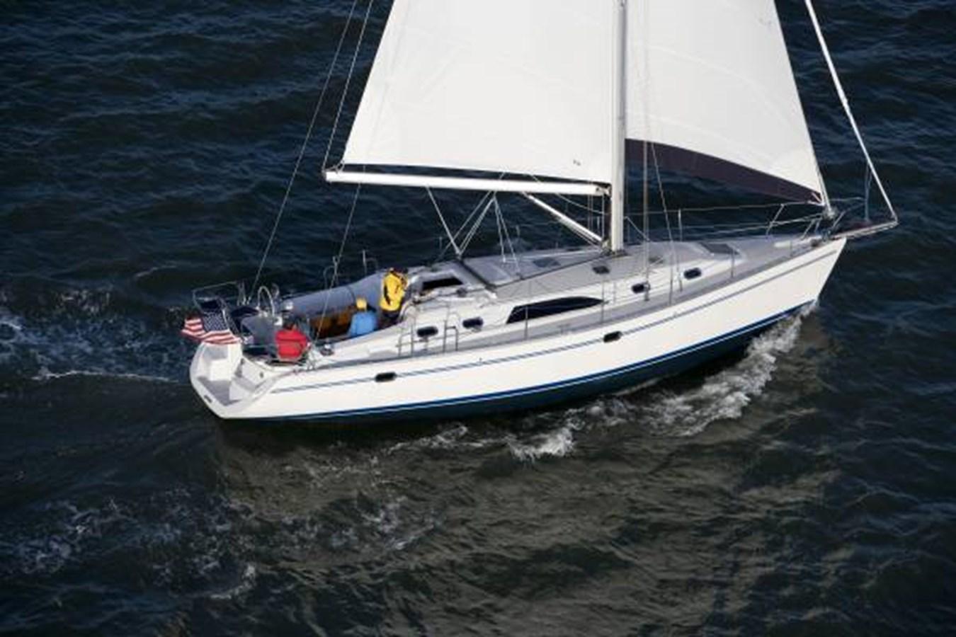 Under Sail 2020 CATALINA 445 Cruising Sailboat 2916753