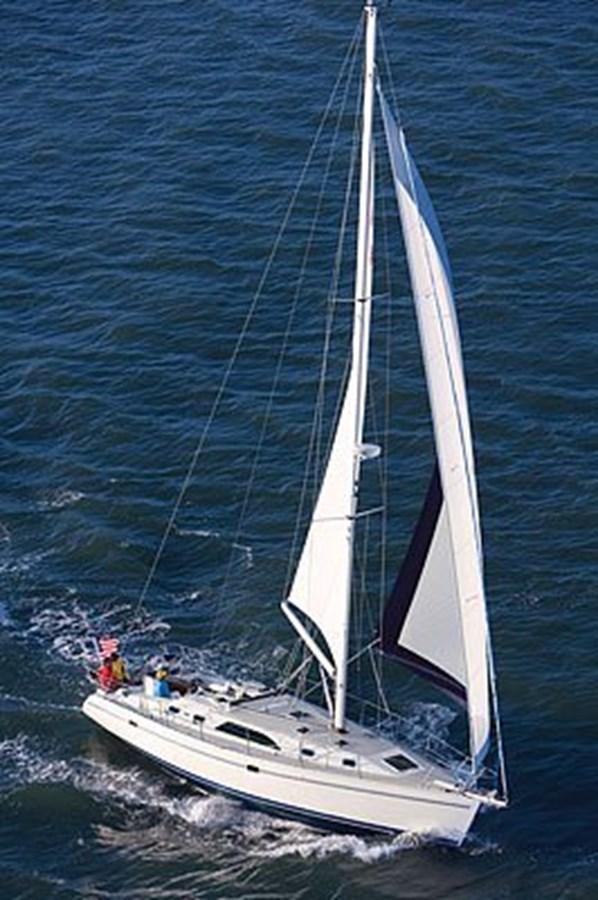 Under Sail 2020 CATALINA 445 Cruising Sailboat 2916754