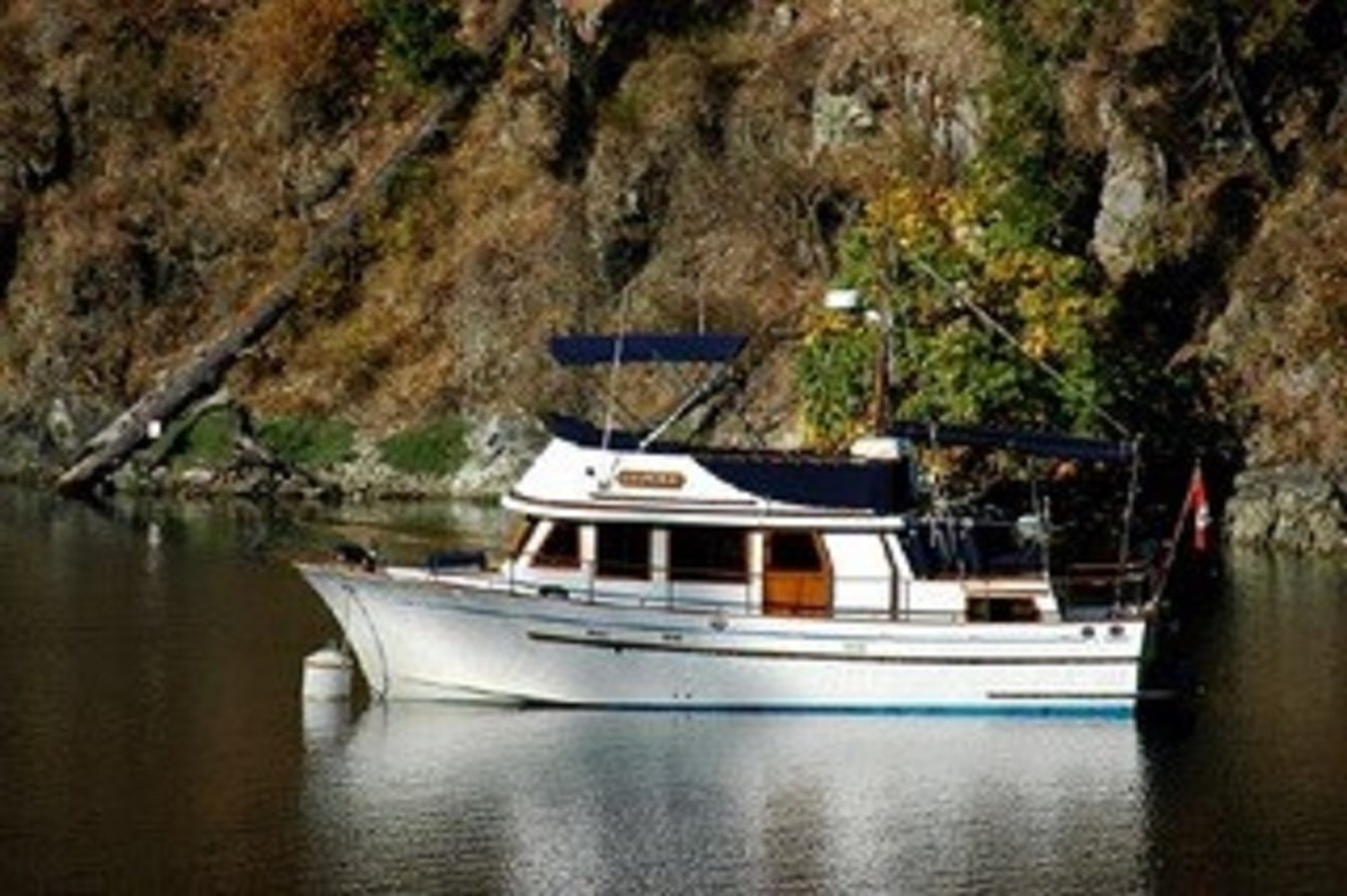 1981 36 Grand Mariner  1981 GRAND MARINER  Trawler 2920884