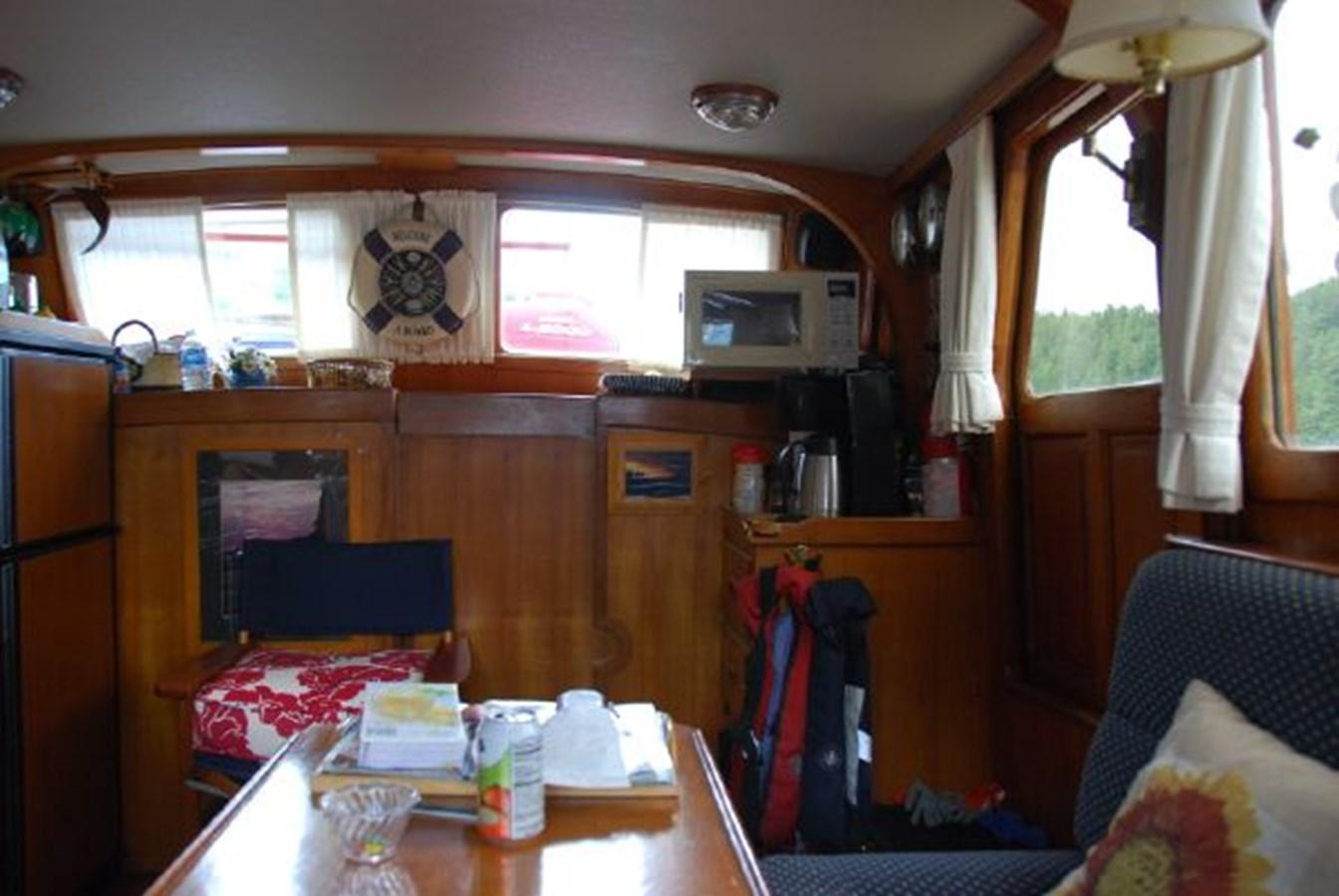 Dinette 1981 GRAND MARINER  Trawler 2921816