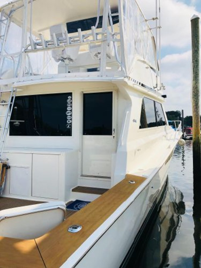 10 1996 VIKING 50 Convertible Sport Fisherman 2918468