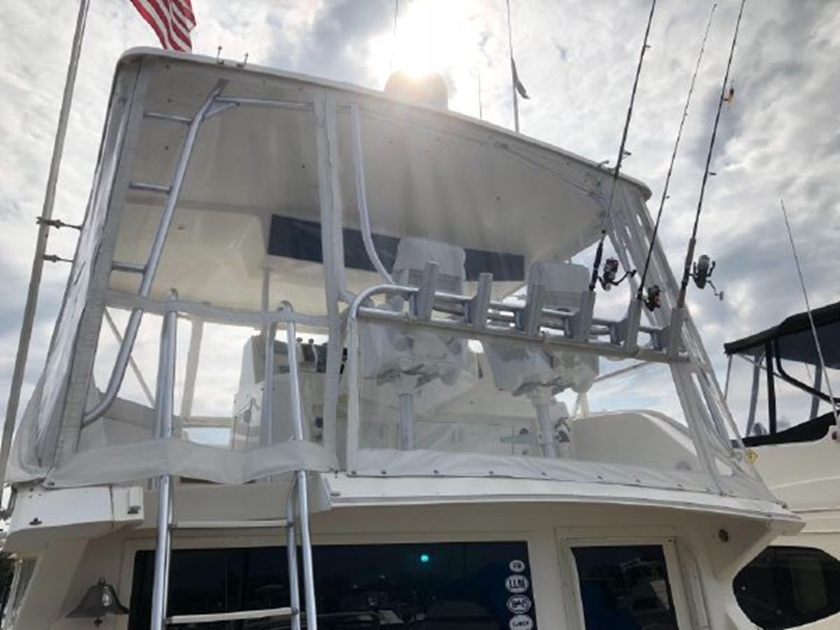 20 1996 VIKING 50 Convertible Sport Fisherman 2918478