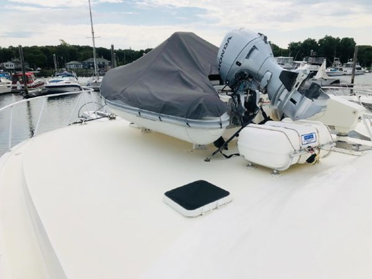 23 1996 VIKING 50 Convertible Sport Fisherman 2918481