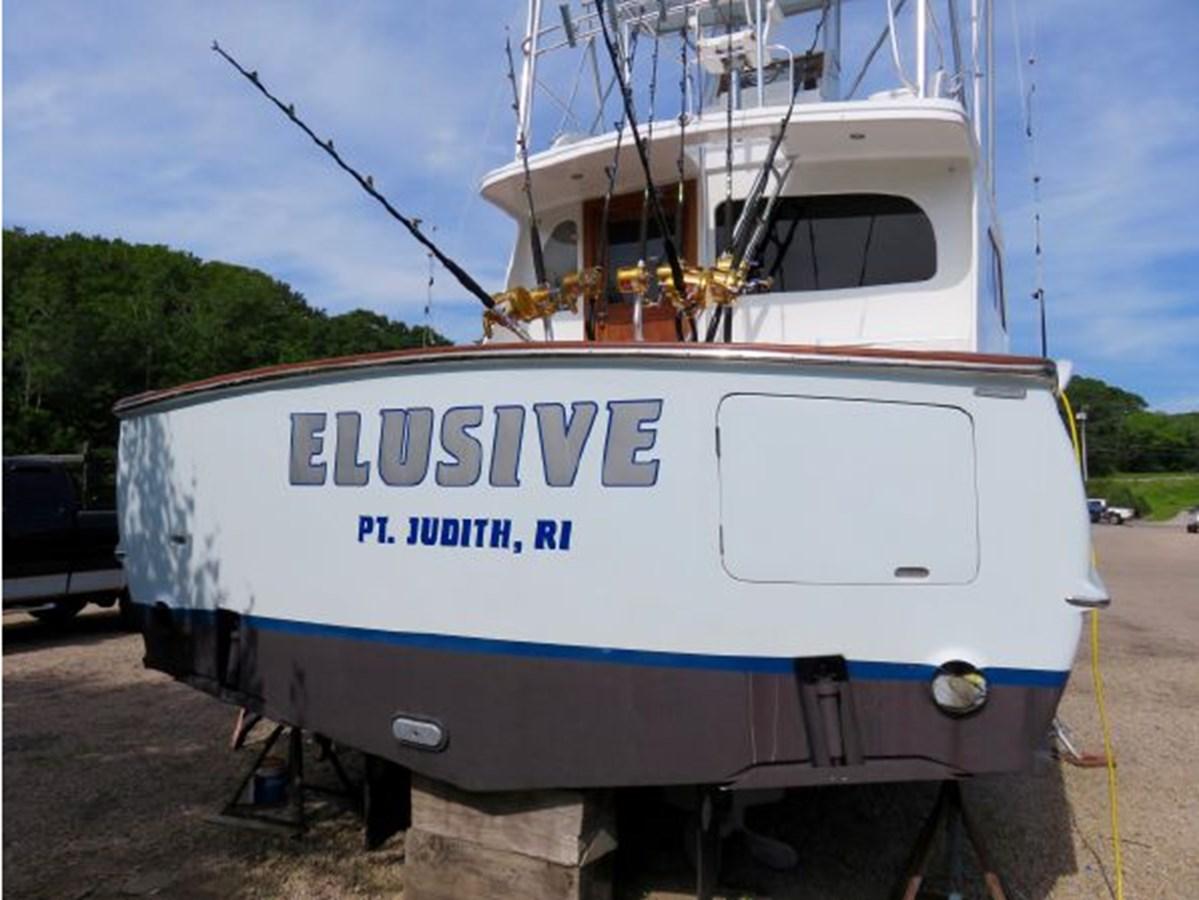 10 2013 CUSTOM CAROLINA Lewis Brothers 41 Flybridge Sportfish Sport Fisherman 2919834