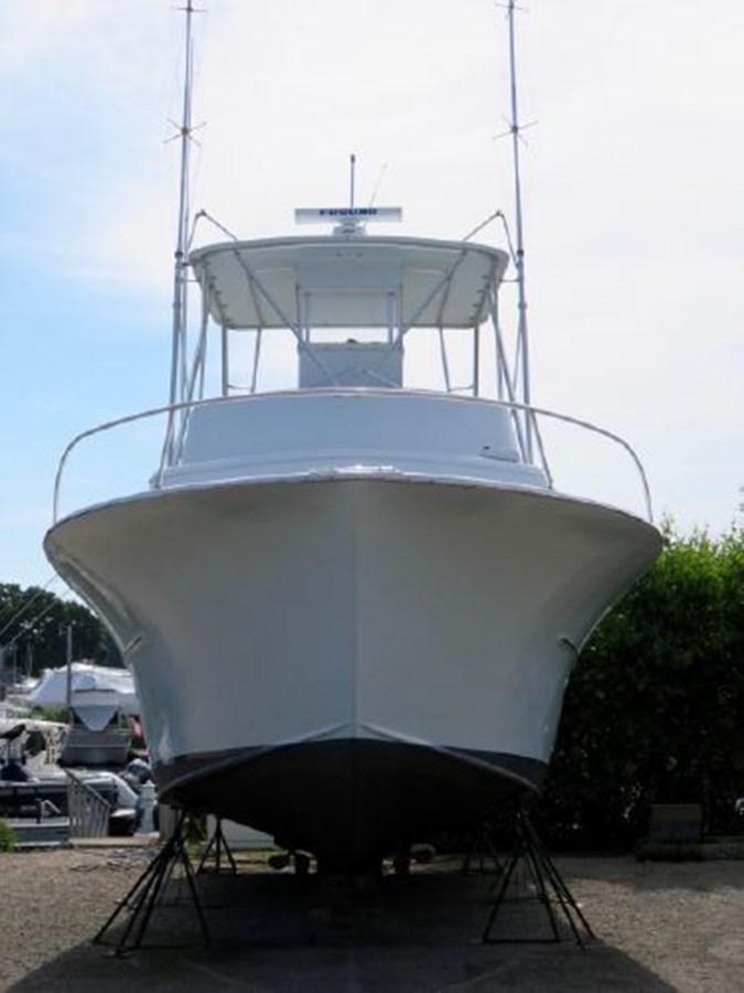 12 2013 CUSTOM CAROLINA Lewis Brothers 41 Flybridge Sportfish Sport Fisherman 2919836