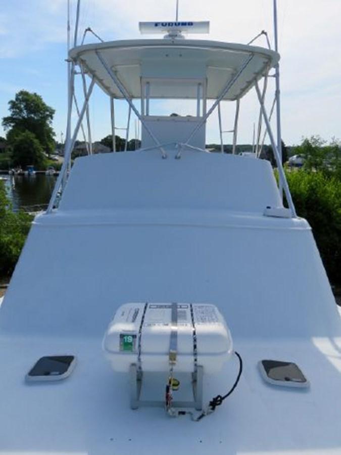 15 2013 CUSTOM CAROLINA Lewis Brothers 41 Flybridge Sportfish Sport Fisherman 2919839
