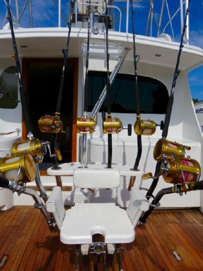 26 2013 CUSTOM CAROLINA Lewis Brothers 41 Flybridge Sportfish Sport Fisherman 2919850