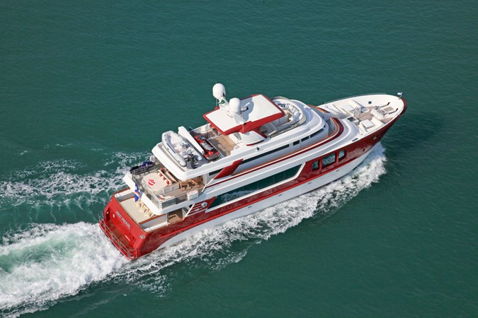 MCP YACHTS RED PEARL Yacht for Sale
