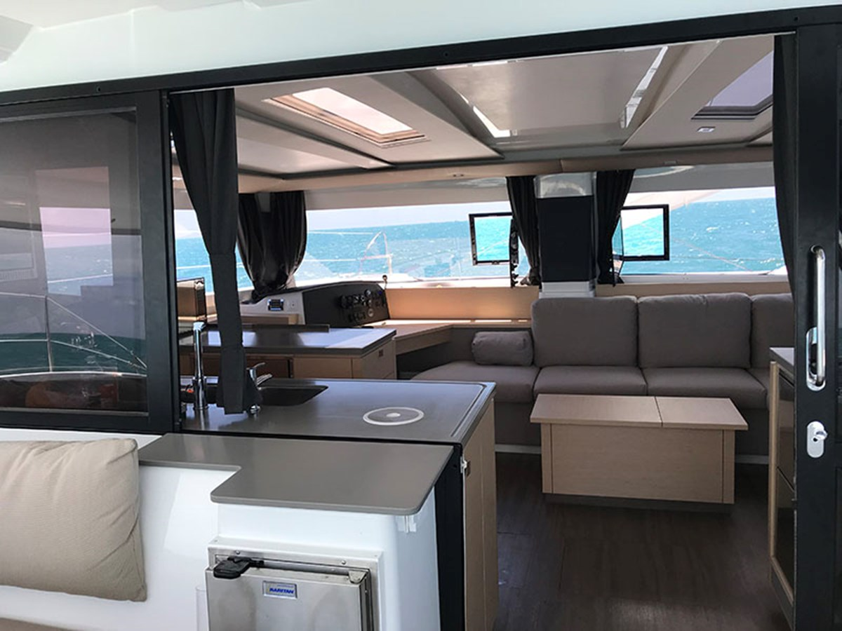 EventuallyC1LR 2018 FOUNTAINE PAJOT  Catamaran 2921378