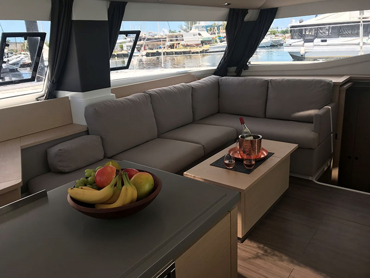 EventuallyInt1LR 2018 FOUNTAINE PAJOT  Catamaran 2921380