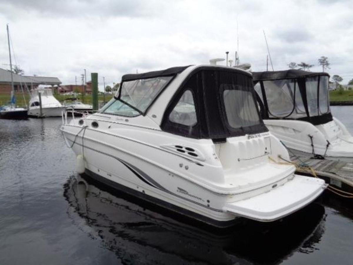 1 2000 CHAPARRAL 300 Signature Cruiser 2922848