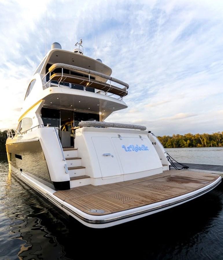 6000fly-tender1 2020 CUSTOM  Motor Yacht 2924991