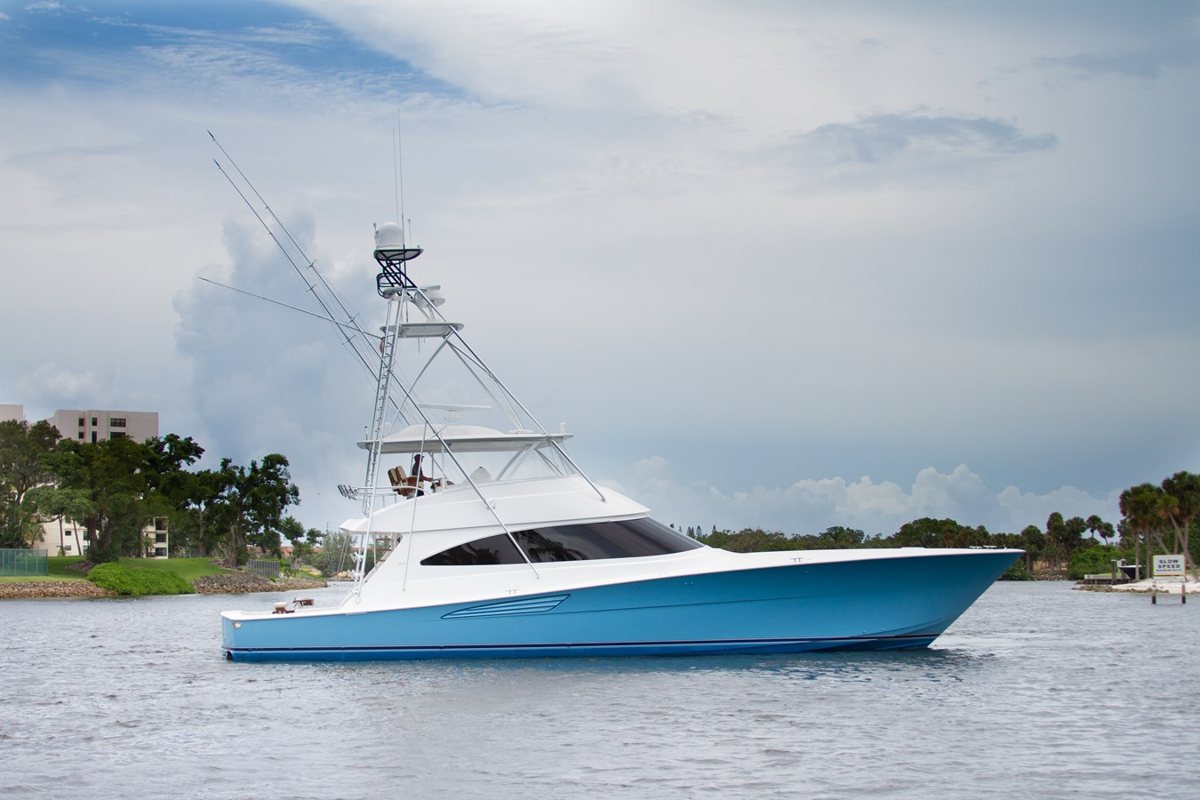 72-621 Viking-Profile1 2021 VIKING Convertible Sport Fisherman 2926335