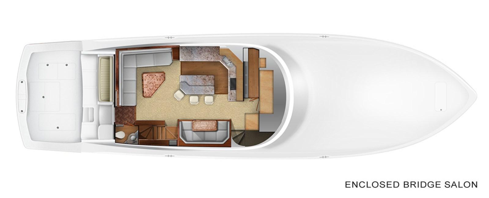 Salon 2021 VIKING Enclosed Bridge Sport Fisherman 2926356